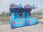 Gian hàng Tet Pepsi